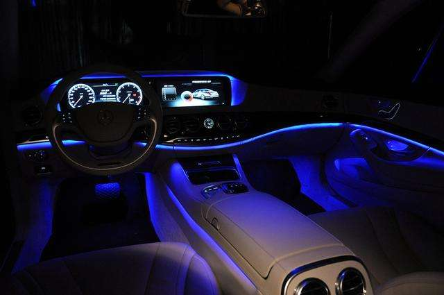 车用需求带动LED产品升级 未来LED车灯更智慧